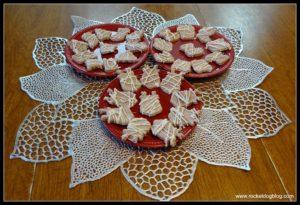 cranberry apple gluten free dog treats